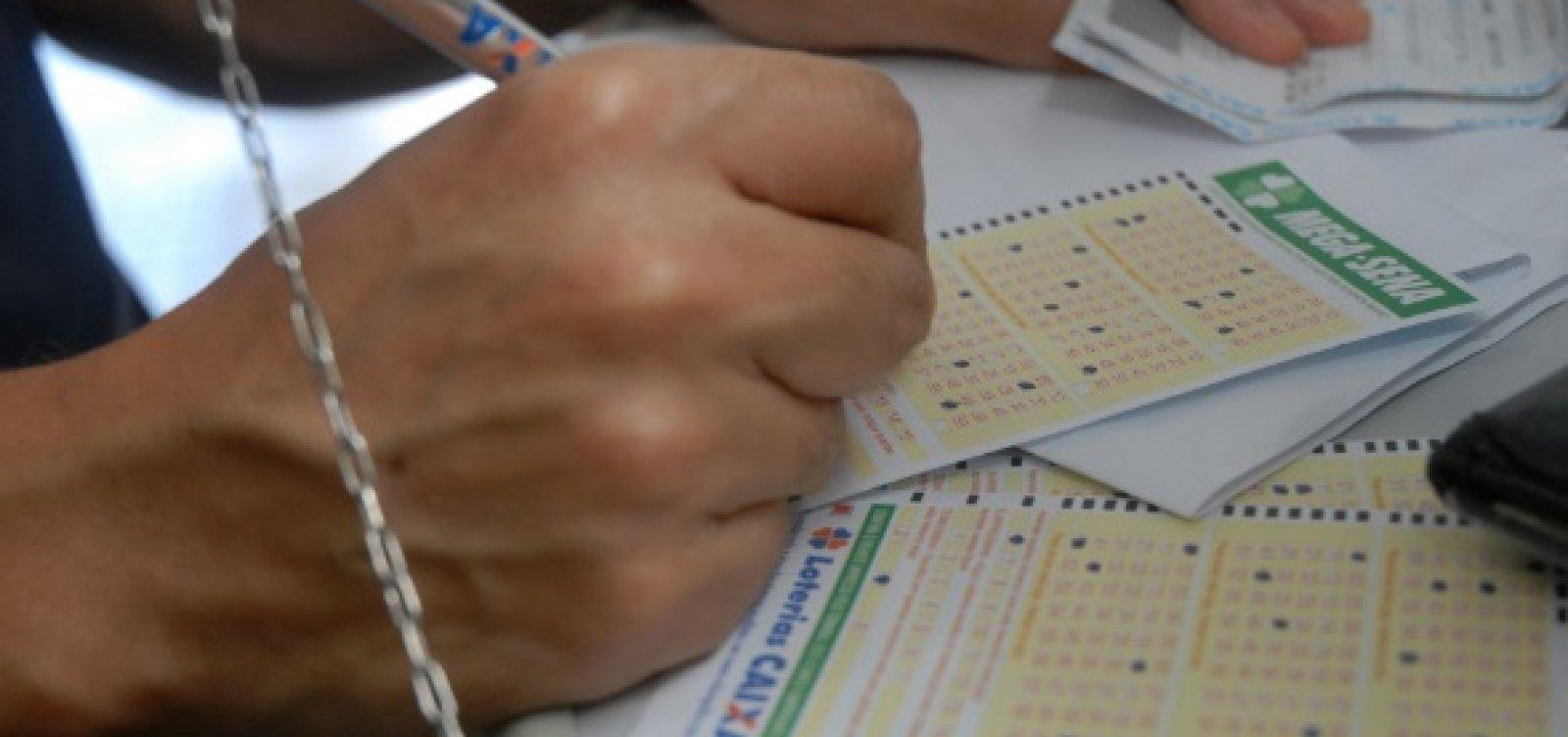Mega-Sena: novo sorteio pode pagar R$ 6 milhões na quarta-feira