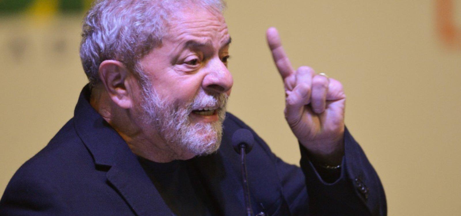 'Não deve ser resolvida no calor das paixões', diz ABI sobre entrevista de Lula