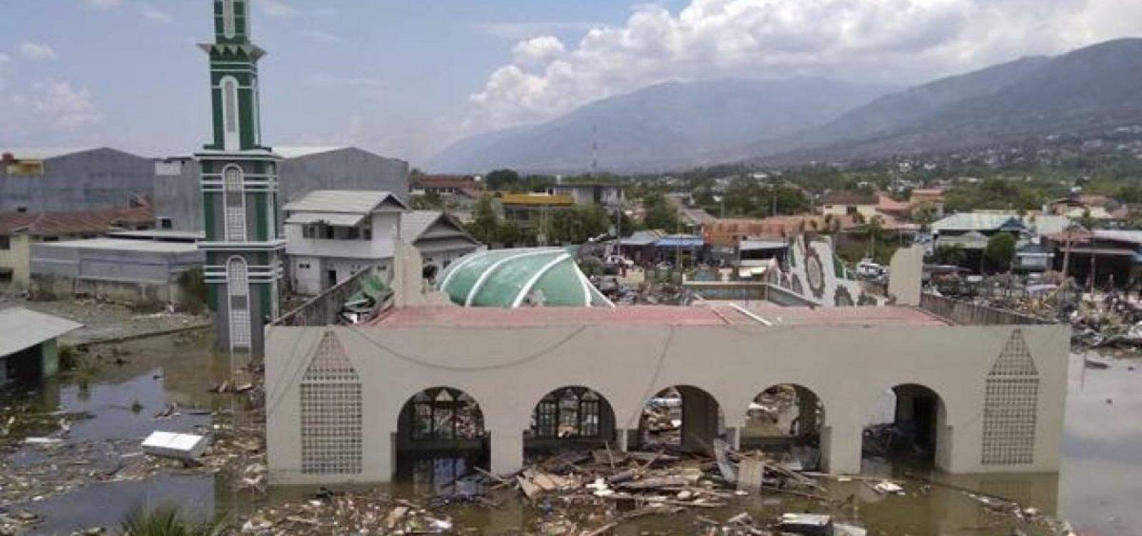 Não há brasileiros entre vítimas de terremoto na Indonésia, diz Itamaraty