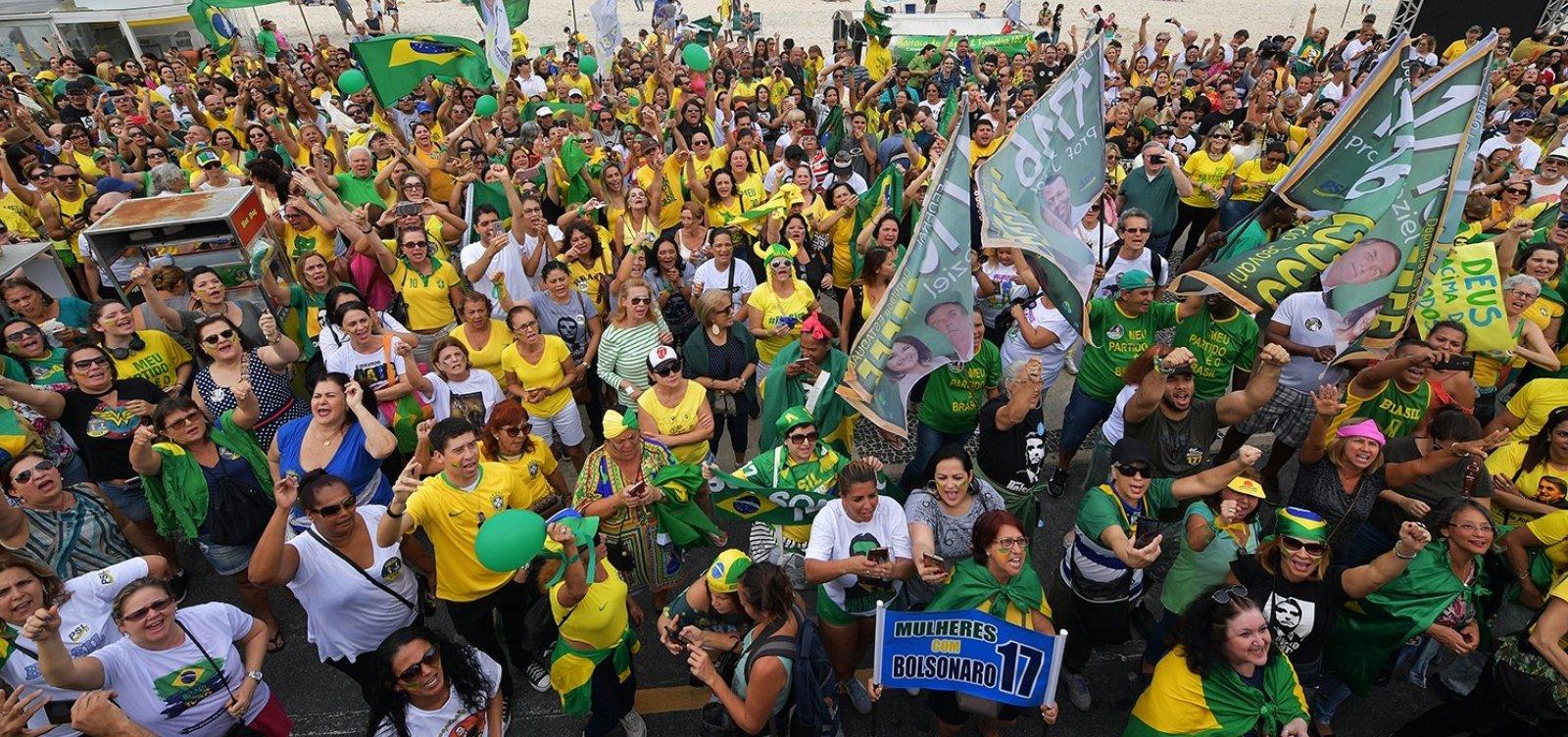 Atos pró-Bolsonaro acontecem em diversos estados do país