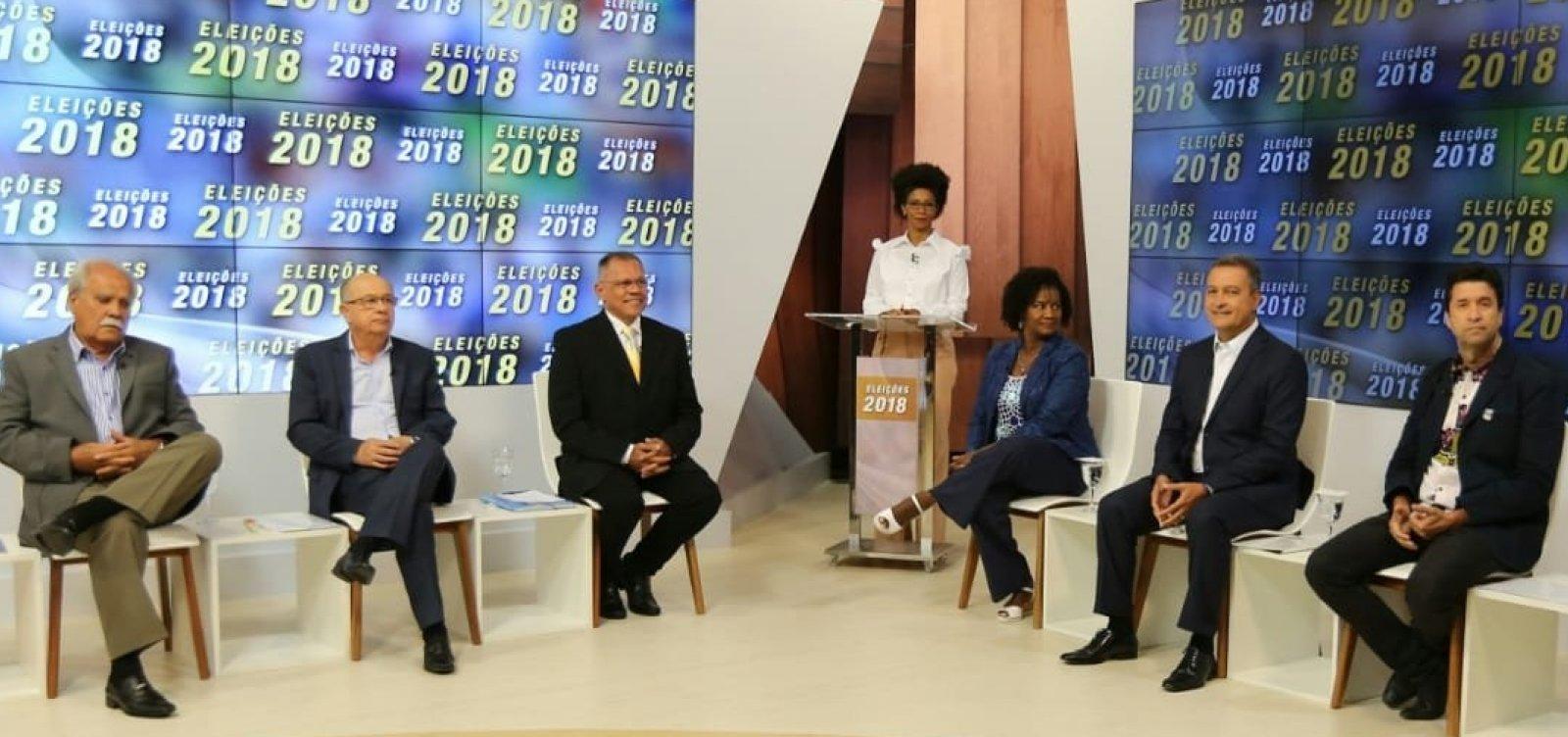 Campanha na Bahia entra na reta final com debates e pesquisa