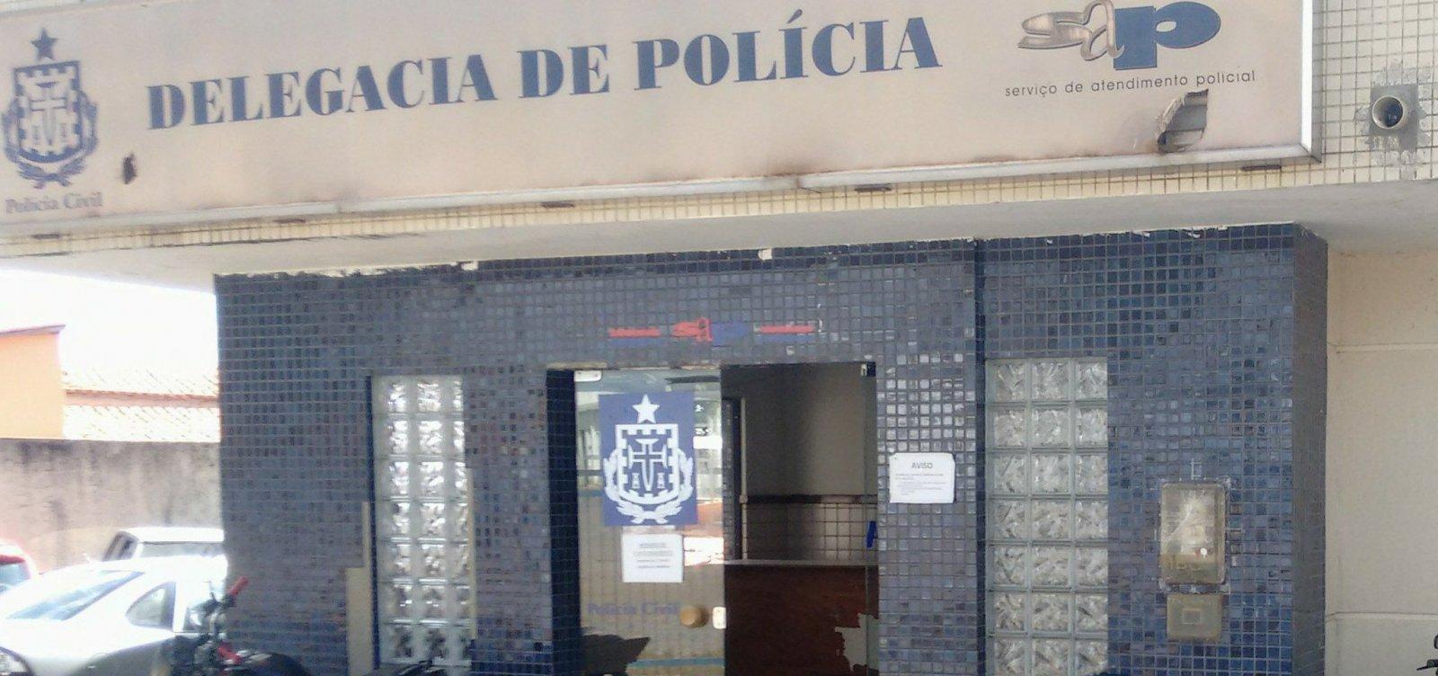 Detento serra grade de cela e foge de carceragem em Carinhanha