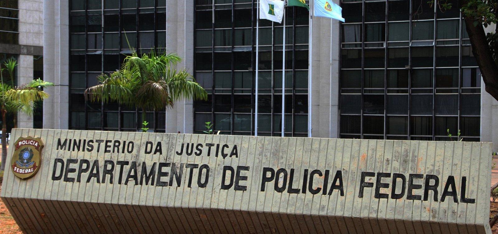 PF implanta Centro de Controle para as eleições de 2018