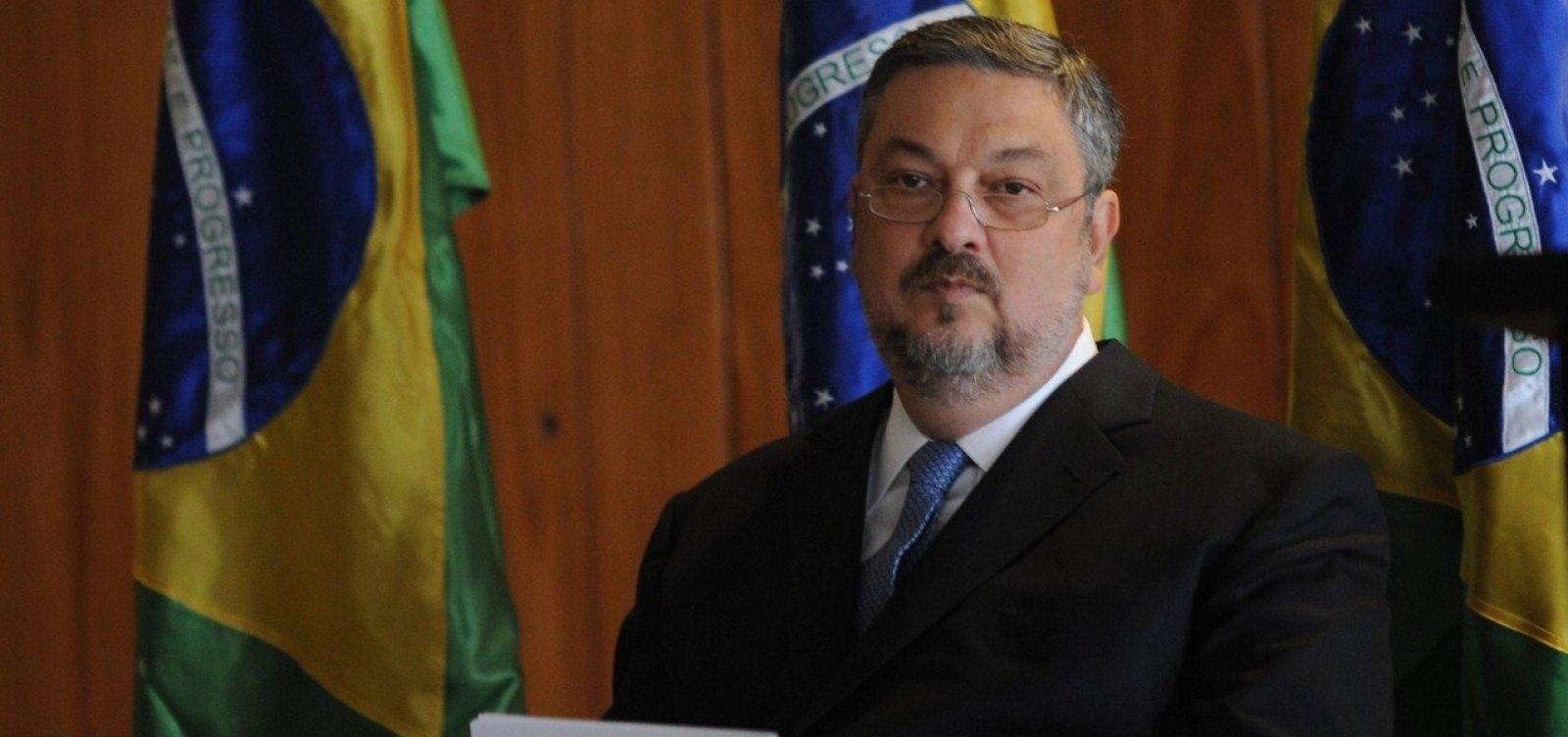 Delação de Palocci: PT ficava com 3% dos contratos de publicidade na Petrobras