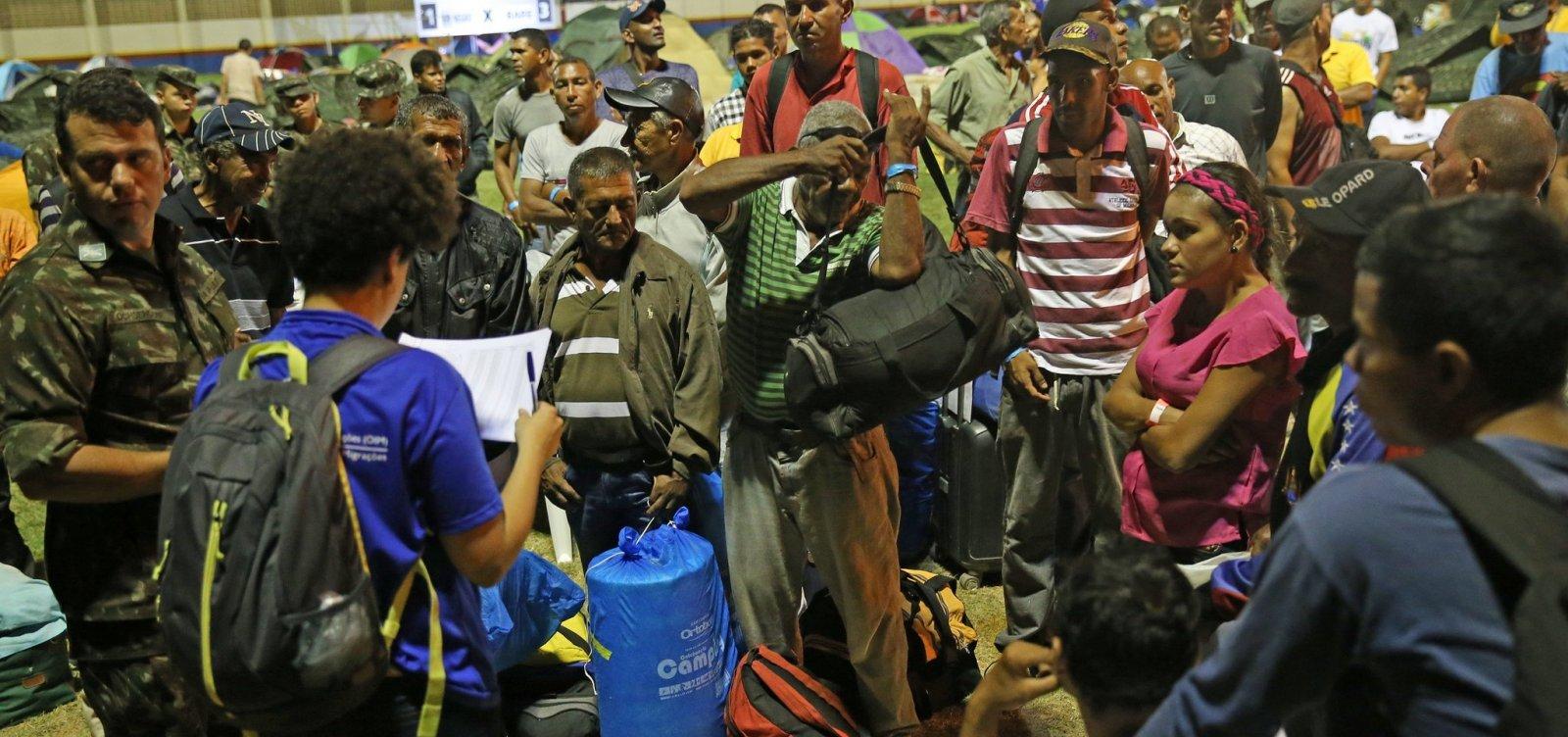 ONU aponta que 1,9 milhão de venezuelanos deixaram o país desde 2015
