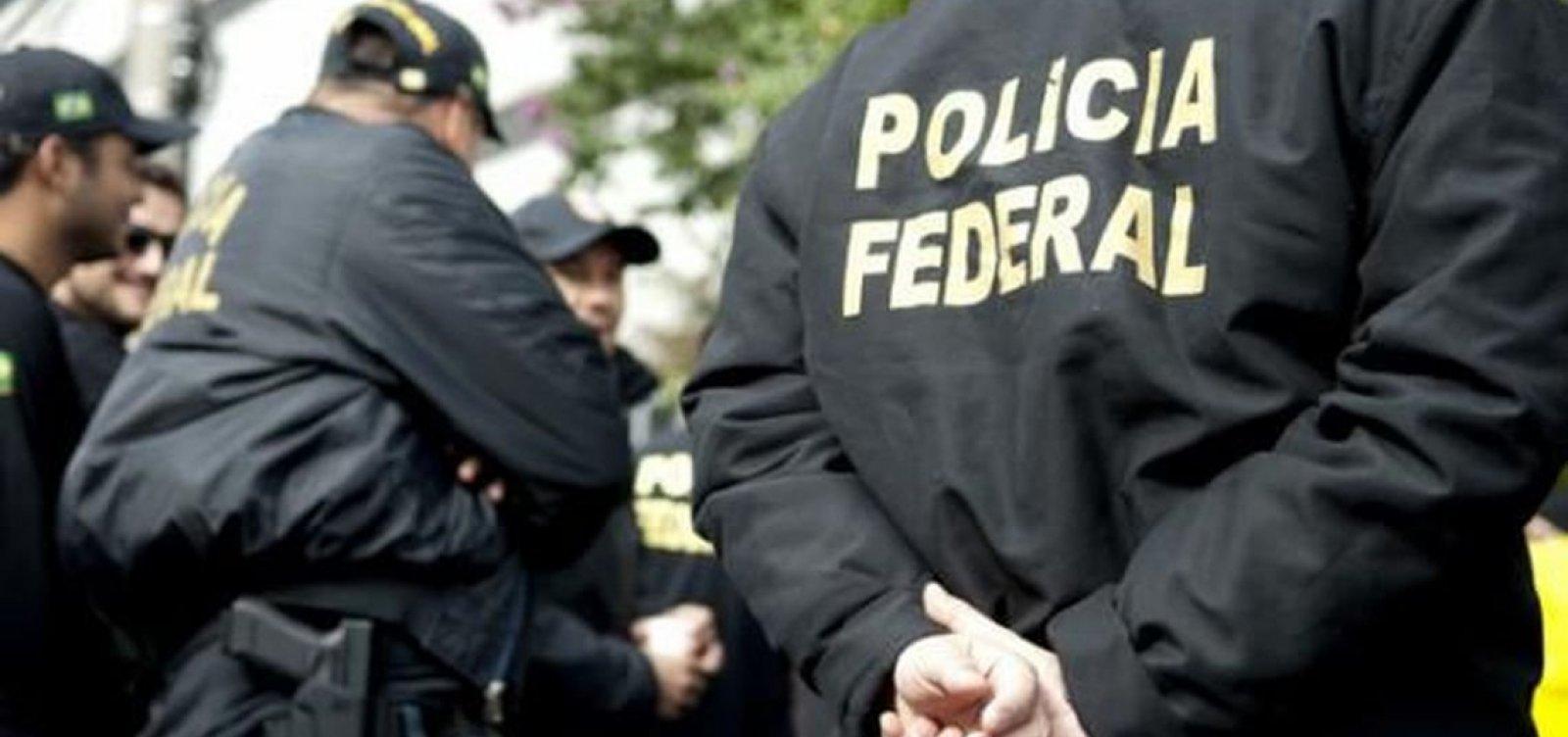 PF investiga 1.659 crimes eleitorais e confiscou R$ 10,7 mi