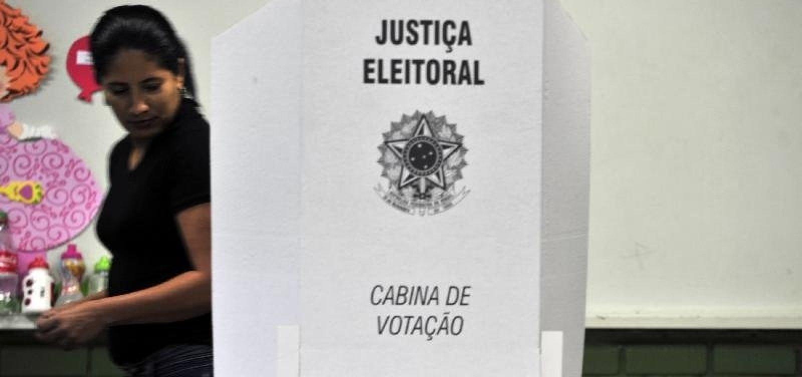 Confira as regras do TSE para a última semana antes da eleição