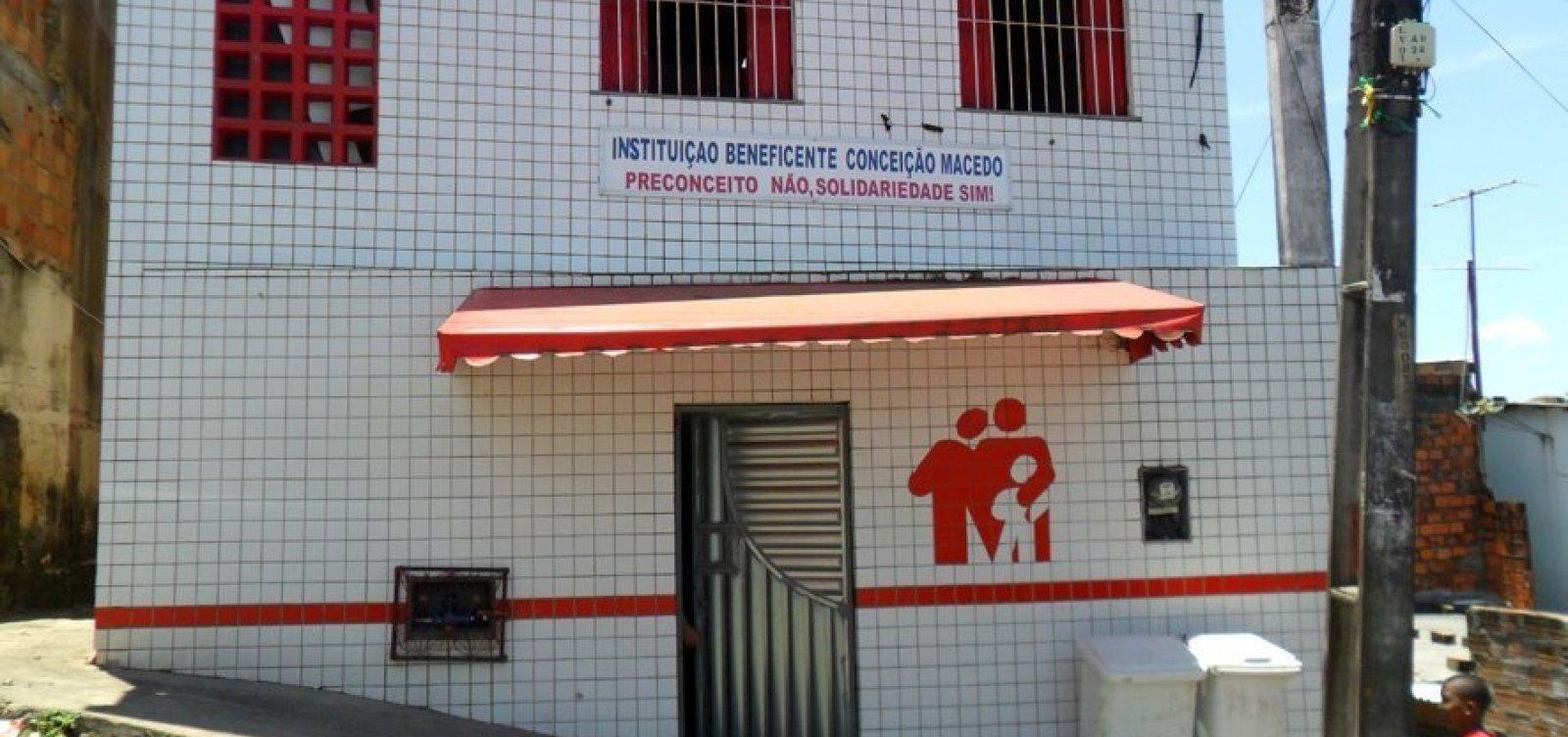 Instituição Conceição Macedo fecha as portas por falta de apoio