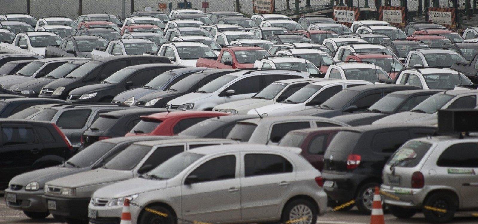 Fenabrave aponta que venda de veículos cresce 7% em setembro