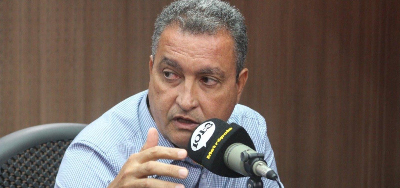 'Não há hipótese disso', diz Rui sobre presidente eleito em 1° turno