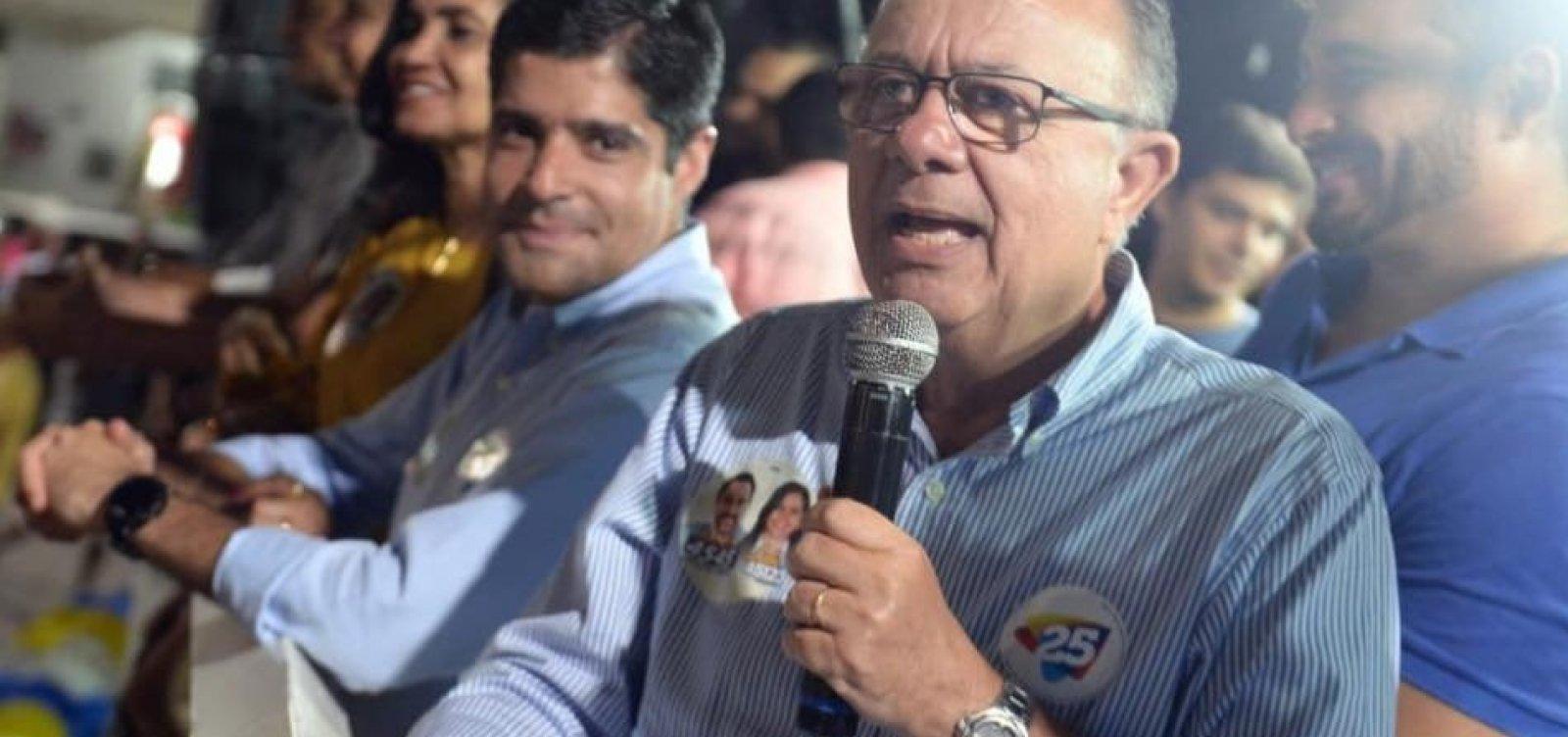 Zé Ronaldo contraria Neto e declara apoio a Bolsonaro