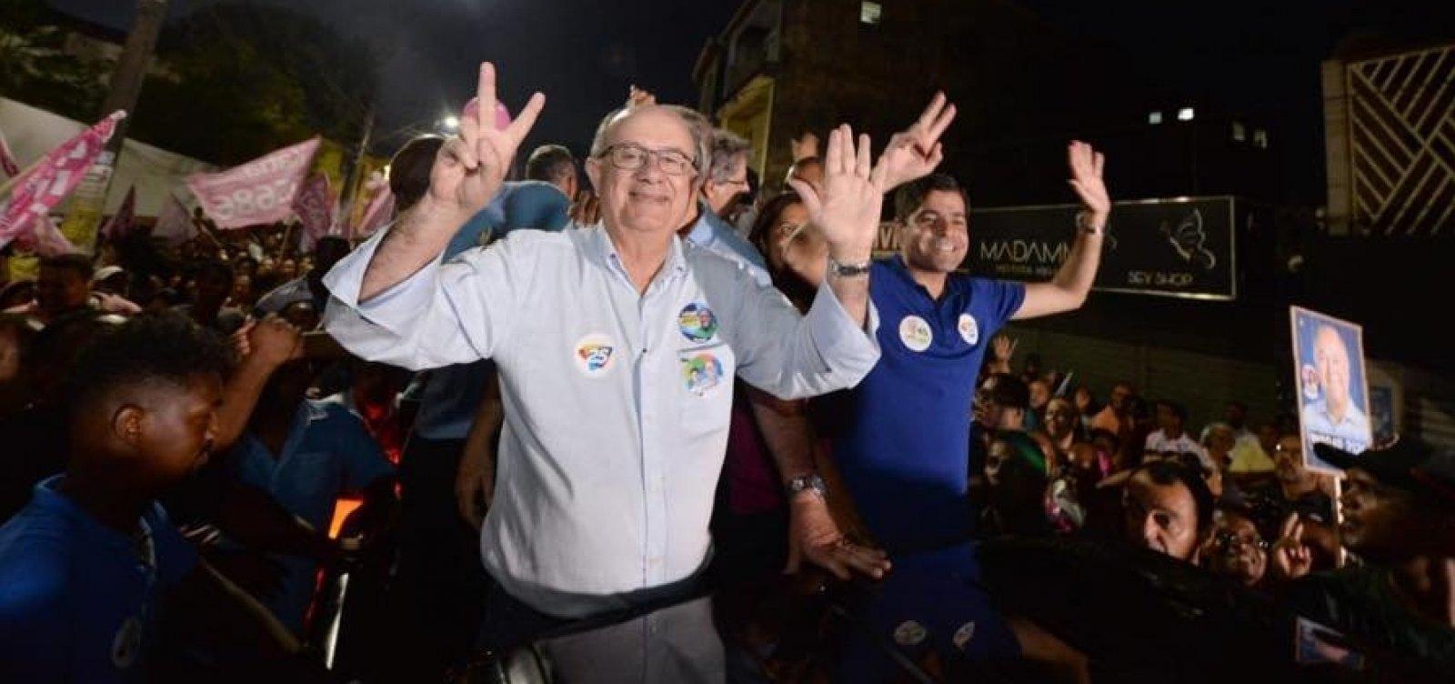 ACM Neto diz que foi surpreendido com apoio de José Ronaldo a Bolsonaro