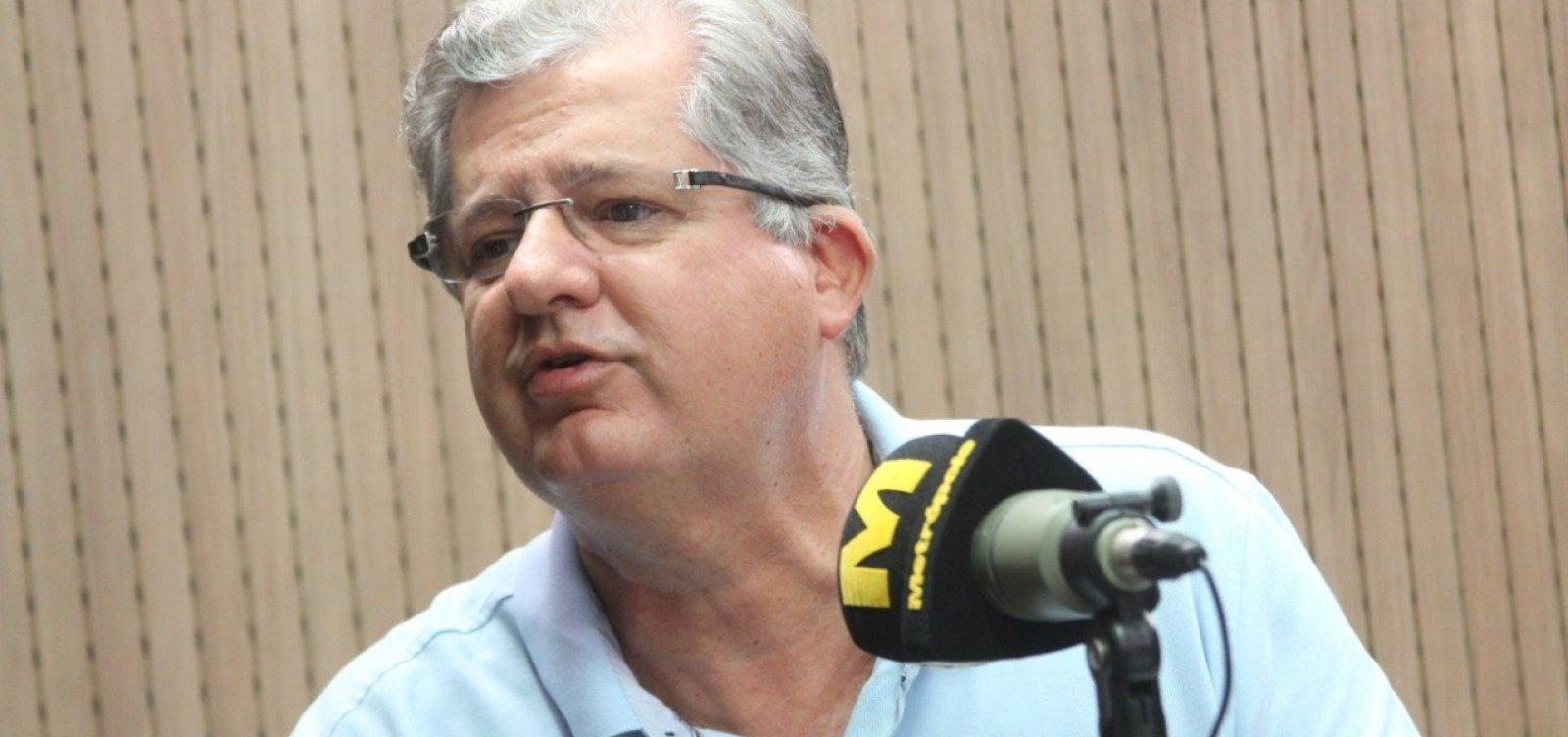 'Surpreso' com debandada, Jutahy promete voto em Alckmin e Ronaldo: 'Vou cumprir a palavra'