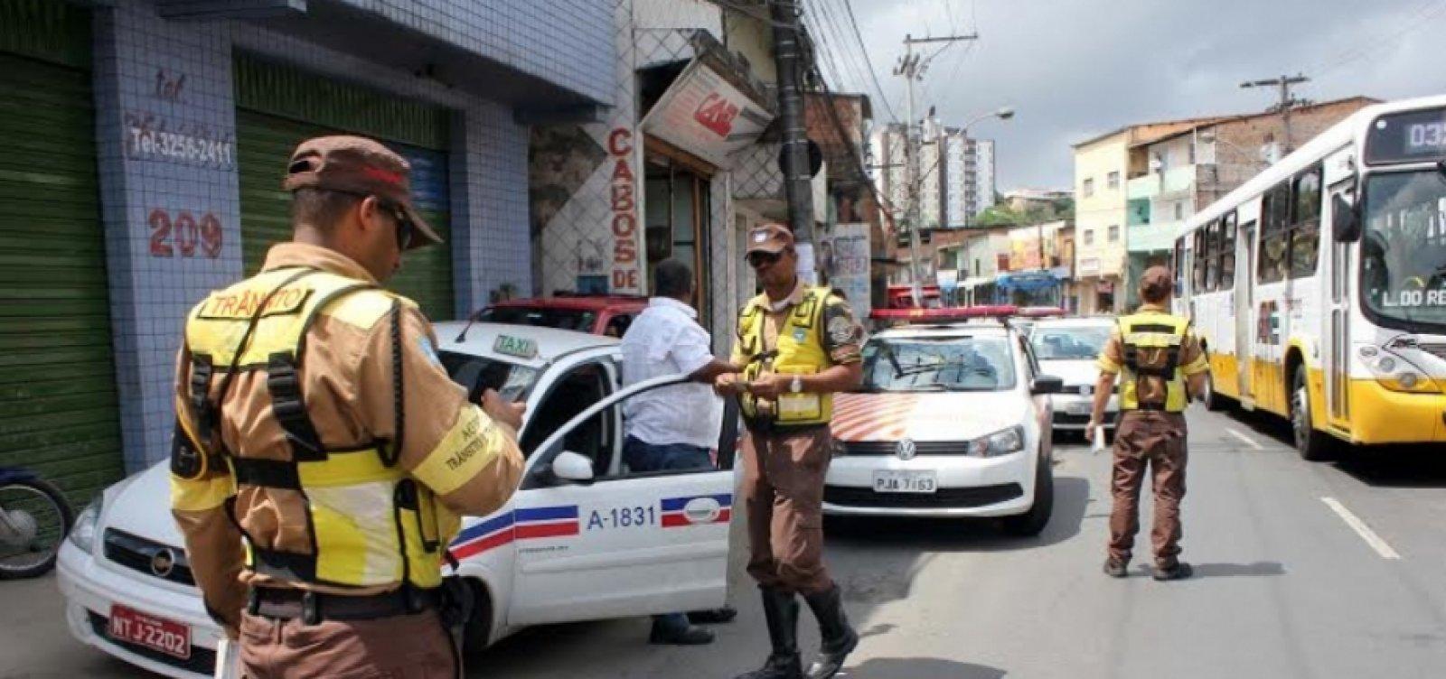 Transalvador reforça monitoramento do trânsito em domingo de eleições
