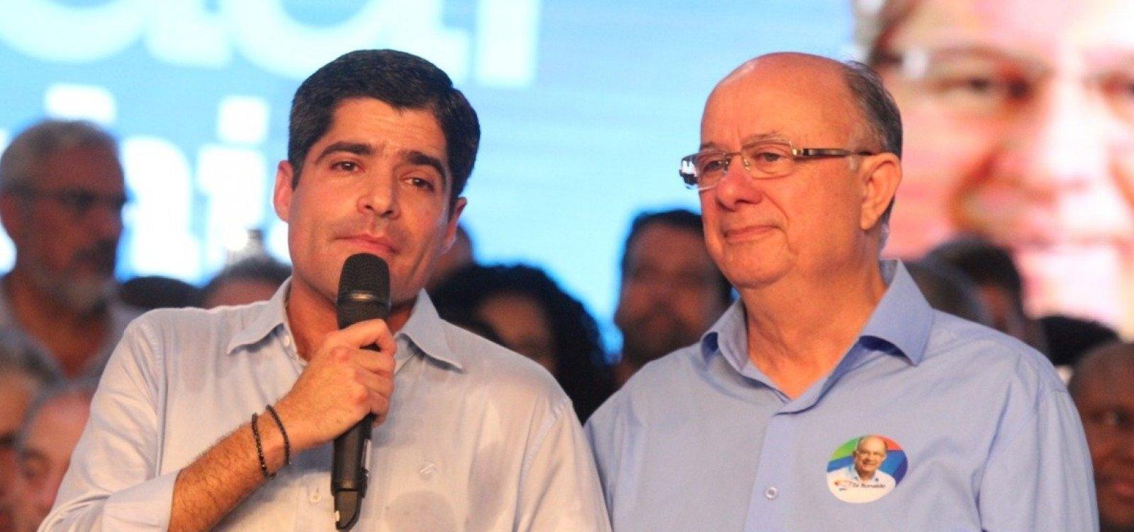 Após traição, Neto não irá a último debate com Ronaldo para acompanhar Alckmin no RJ