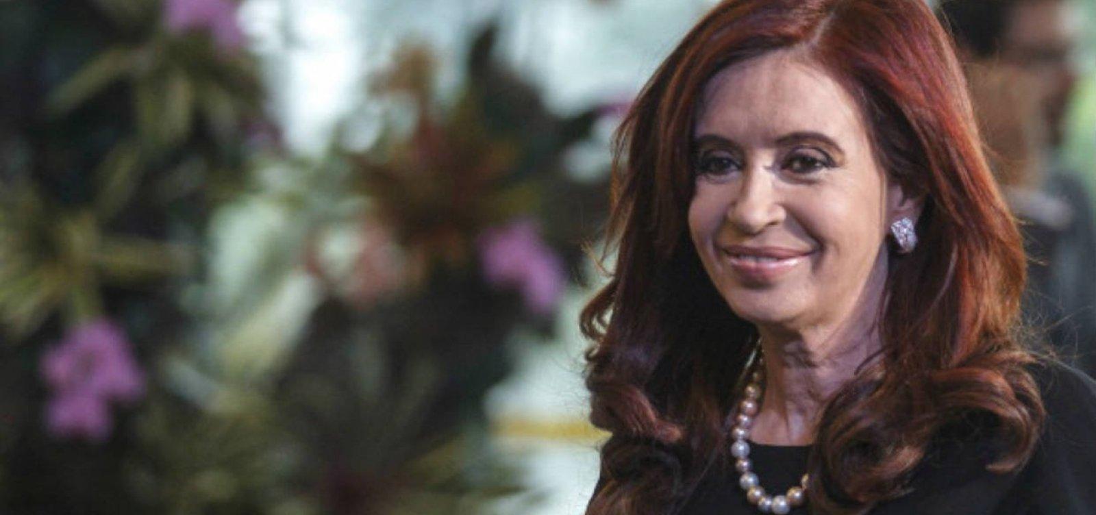 Juiz argentino determina julgamento de Cristina Kirchner e filhos por lavagem de dinheiro