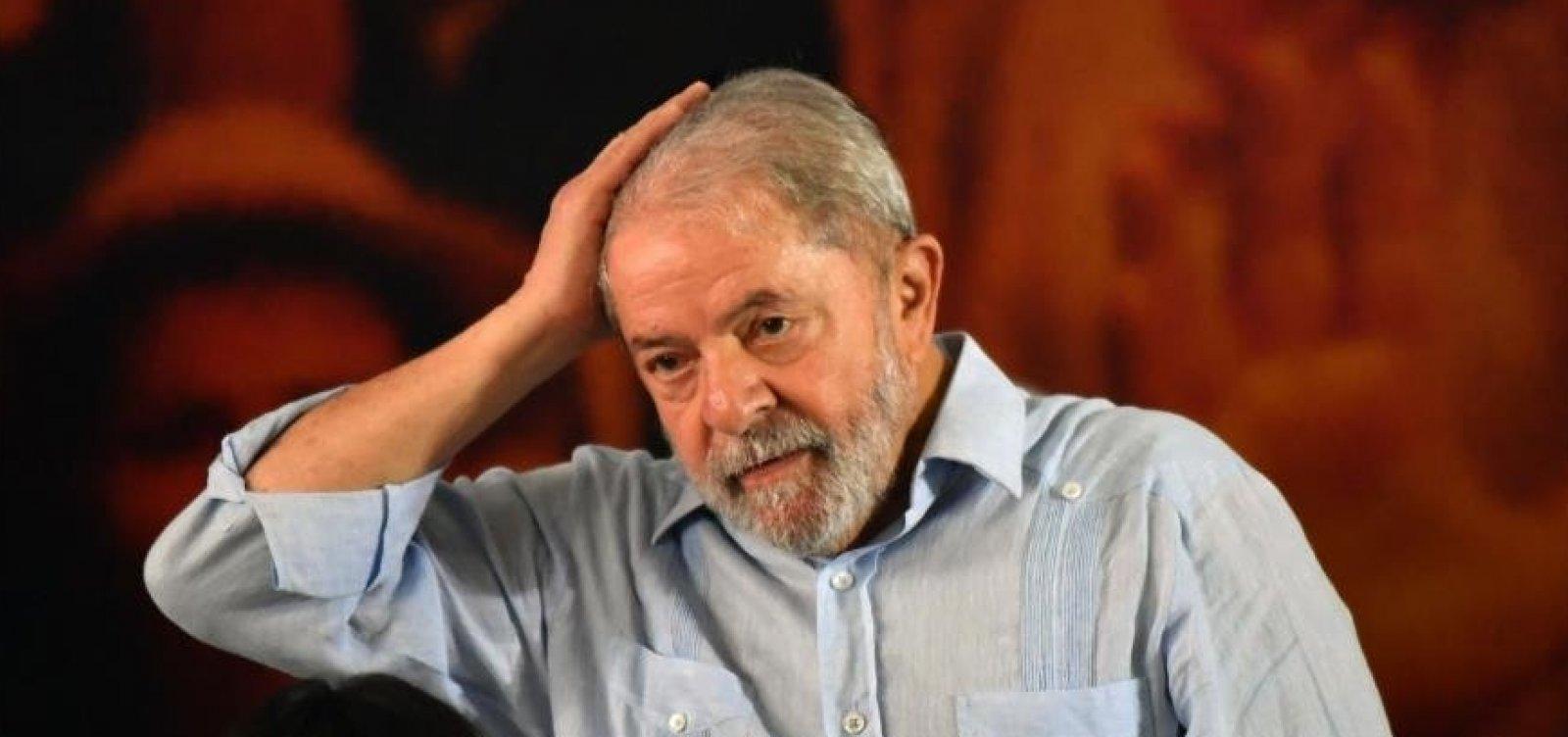 Tribunal rejeita pedido de Lula para votar no domingo