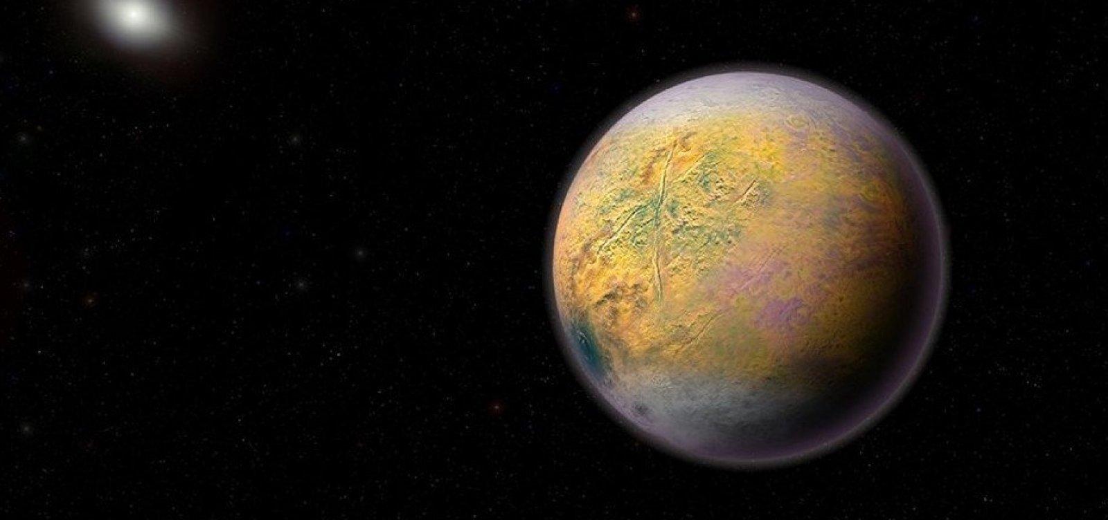 Objeto descoberto nos confins do Sistema Solar aponta para existência de nono planeta