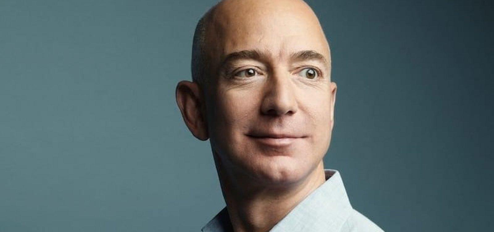 Dono da Amazon supera Bill Gates e vira o mais rico nos EUA