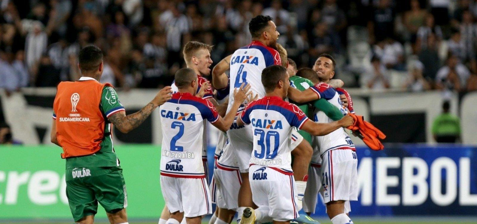 Enderson fala de dificuldades em escalar time do Bahia e nega que vá poupar atletas
