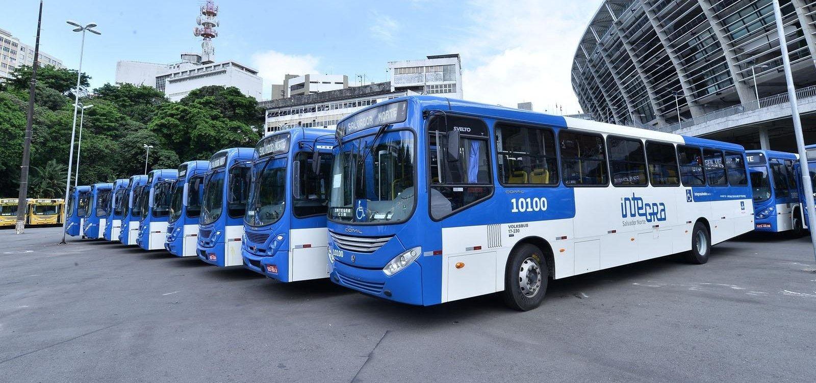 Domingo de eleições tem esquema especial no transporte público
