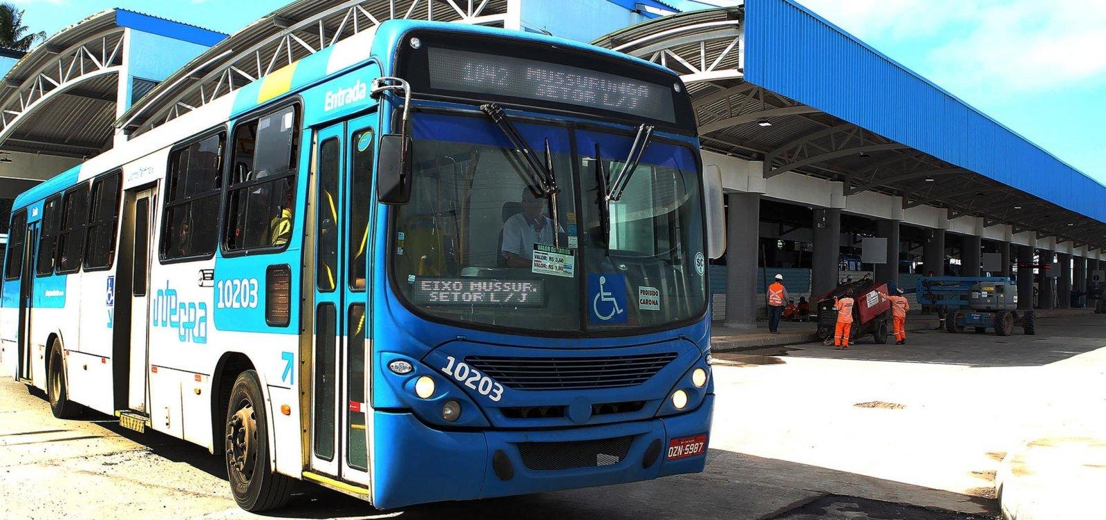 Salvador terá frota máxima de ônibus para a eleição