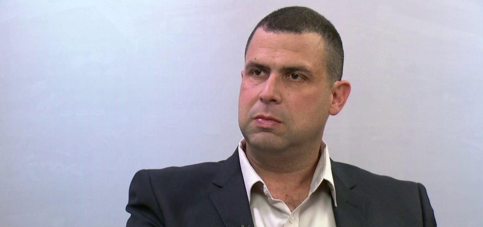 Major Costa e Silva e assessor têm alta após disparos contra carro do candidato
