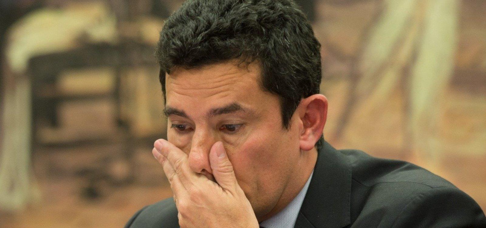 CNJ pede explicações a Moro sobre delação de Palocci