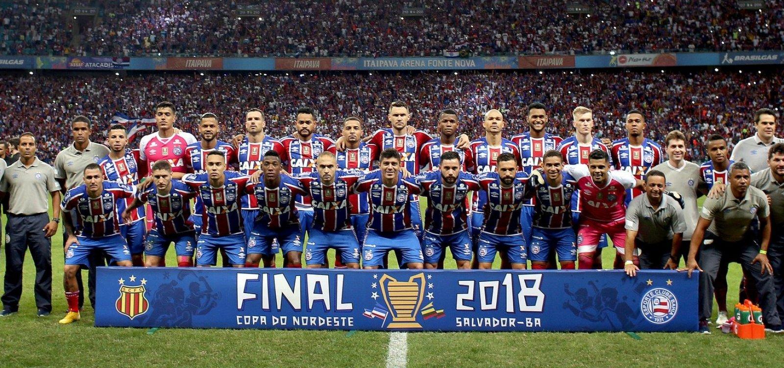 Bahia tem 40 dias para definir se vai jogar o Nordestão 2019