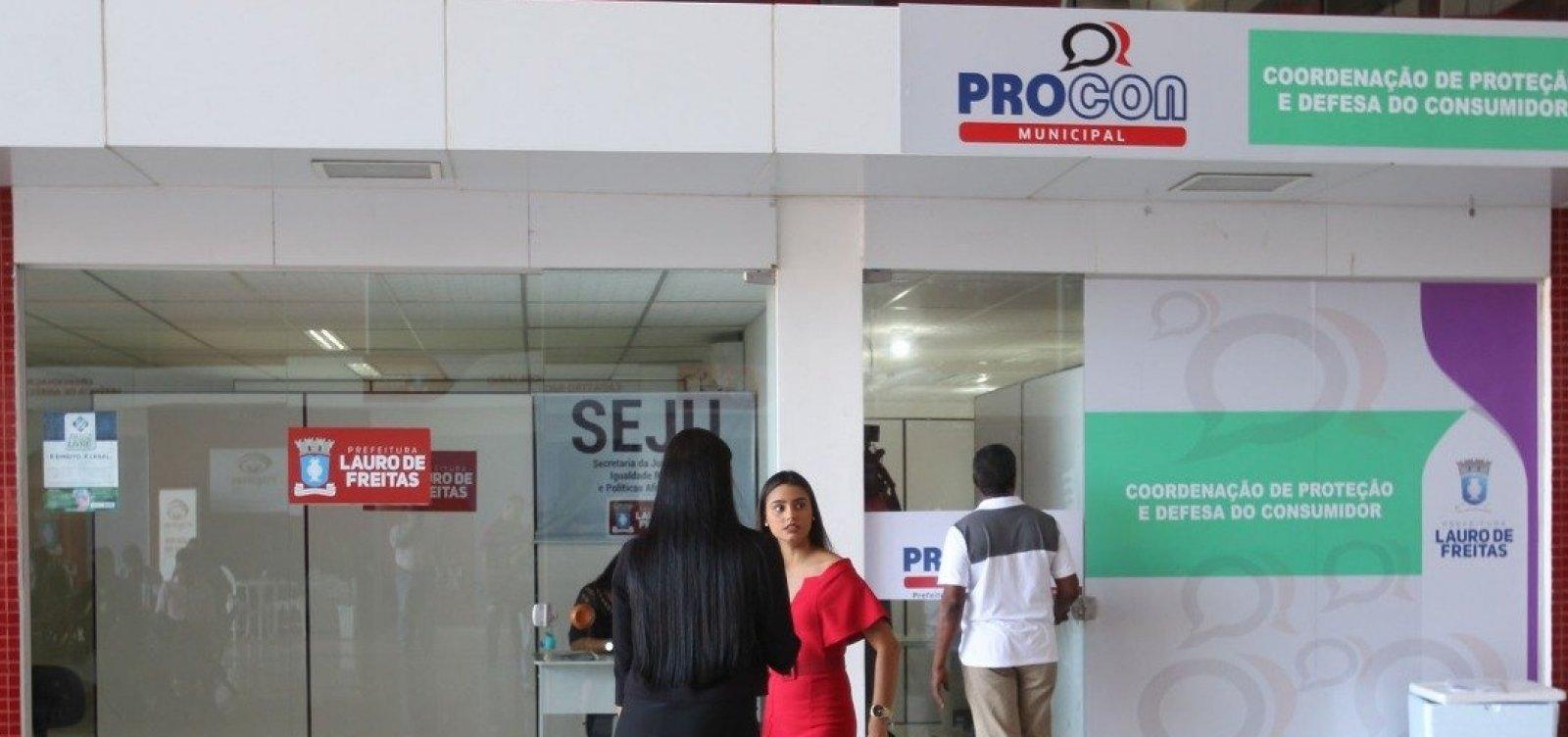 Lauro de Freitas ganha unidade do Procon