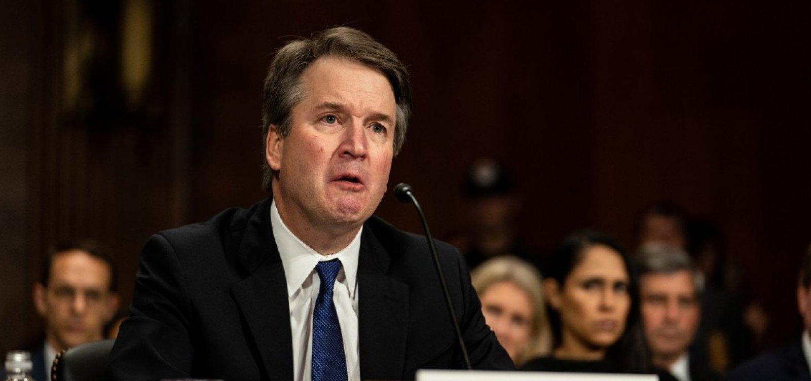 Brett Kavanaugh é aprovado pelo Senado e será juiz da Corte Suprema dos EUA