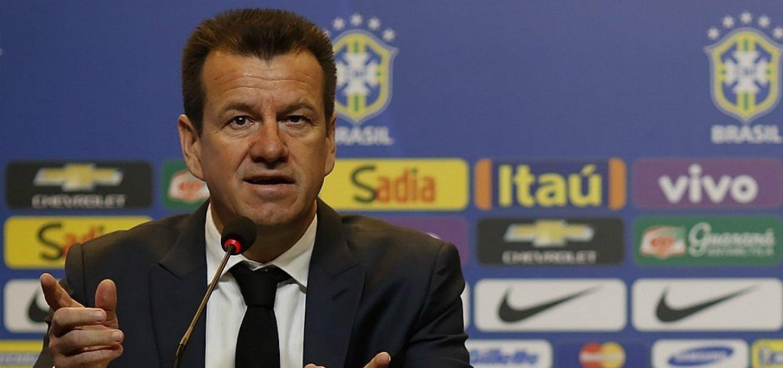 Dunga recebe proposta para comandar seleção da Colômbia, diz site