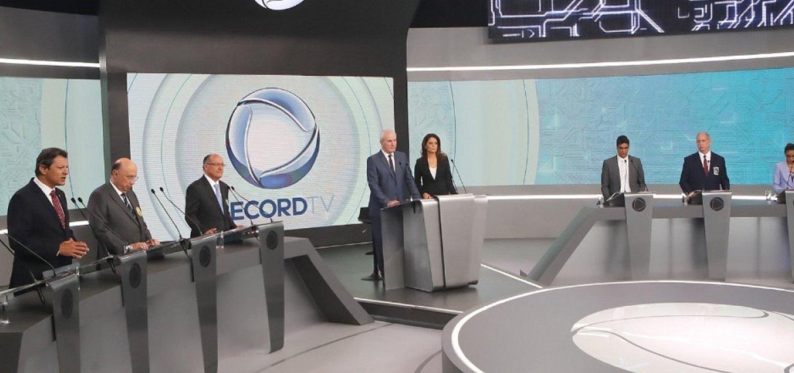 Ibope: Bolsonaro tem 36% e Haddad aparece com 22%