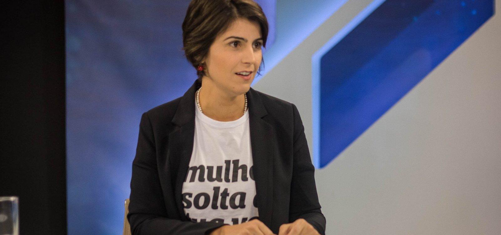 Manuela D'Ávila cobra mais eficiência no combate a 'fake news'
