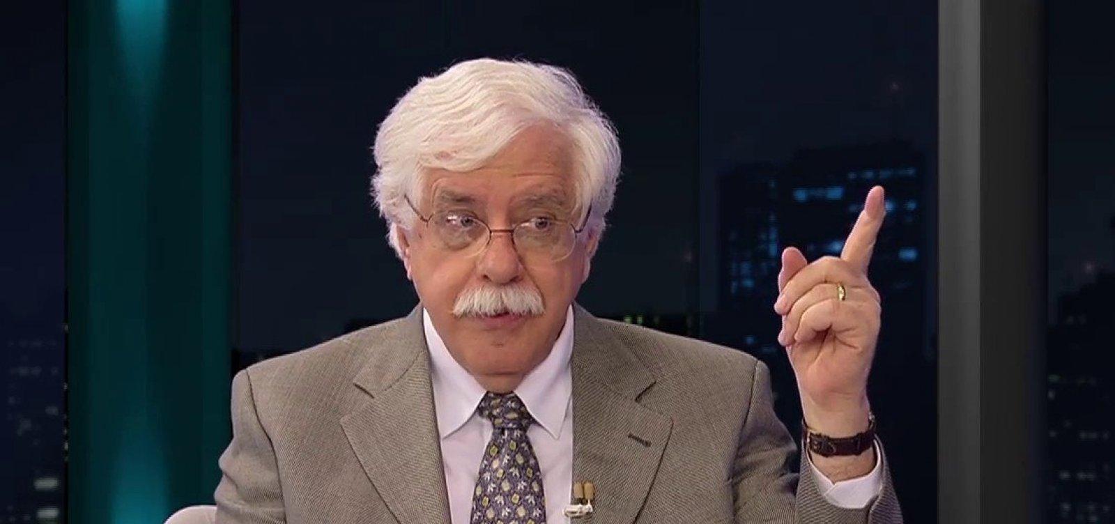 Roberto Romano diz que tensão do país pode levar a 'maior adesão cívica'