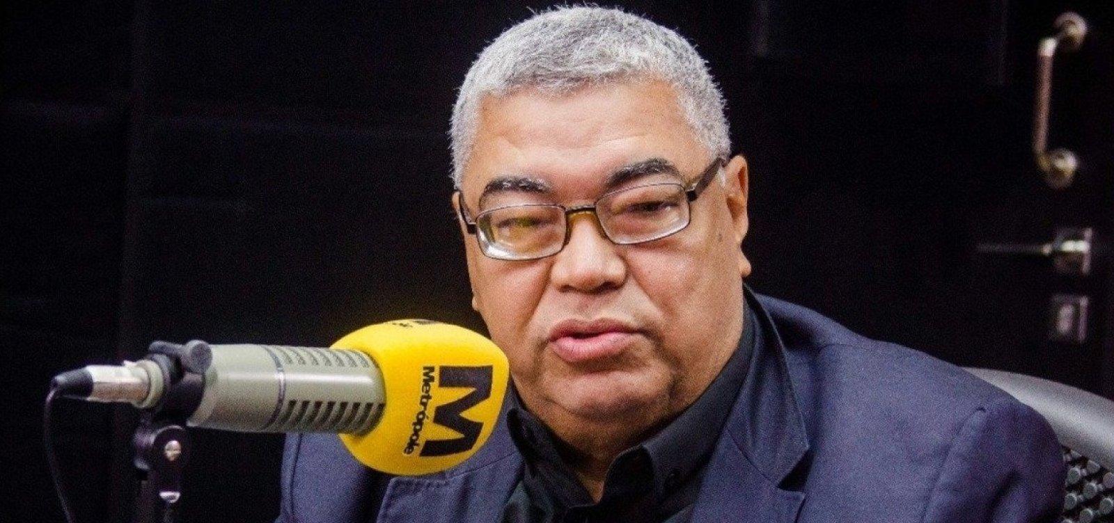 'Lei não deveria proibir aquilo que não pode coibir', diz Ismerim sobre boca de urna
