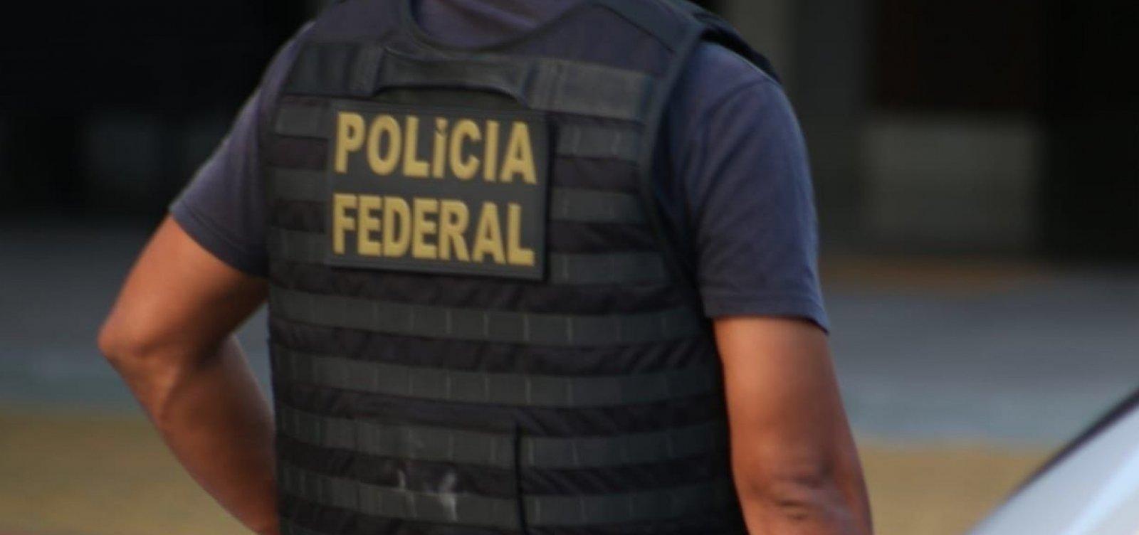 PF conduz 43 suspeitos de crimes eleitorais