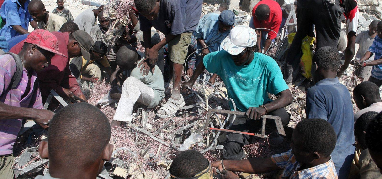 Terremoto atinge noroeste do Haiti e deixa ao menos 14 mortos