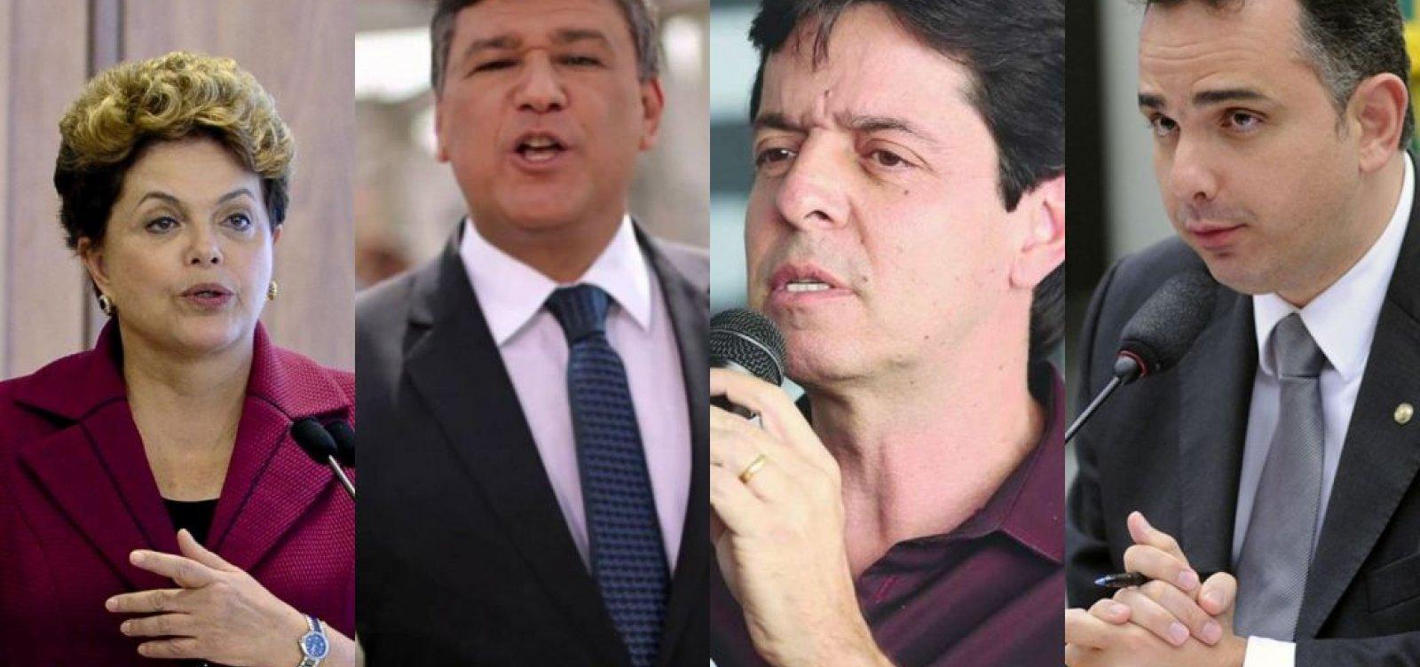 Senado MG: Dilma aparece em quarto lugar com 15% em boca de urna do Ibope