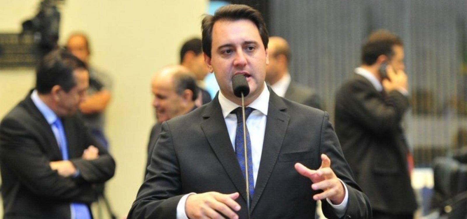 Ratinho Junior é eleito governador do Paraná