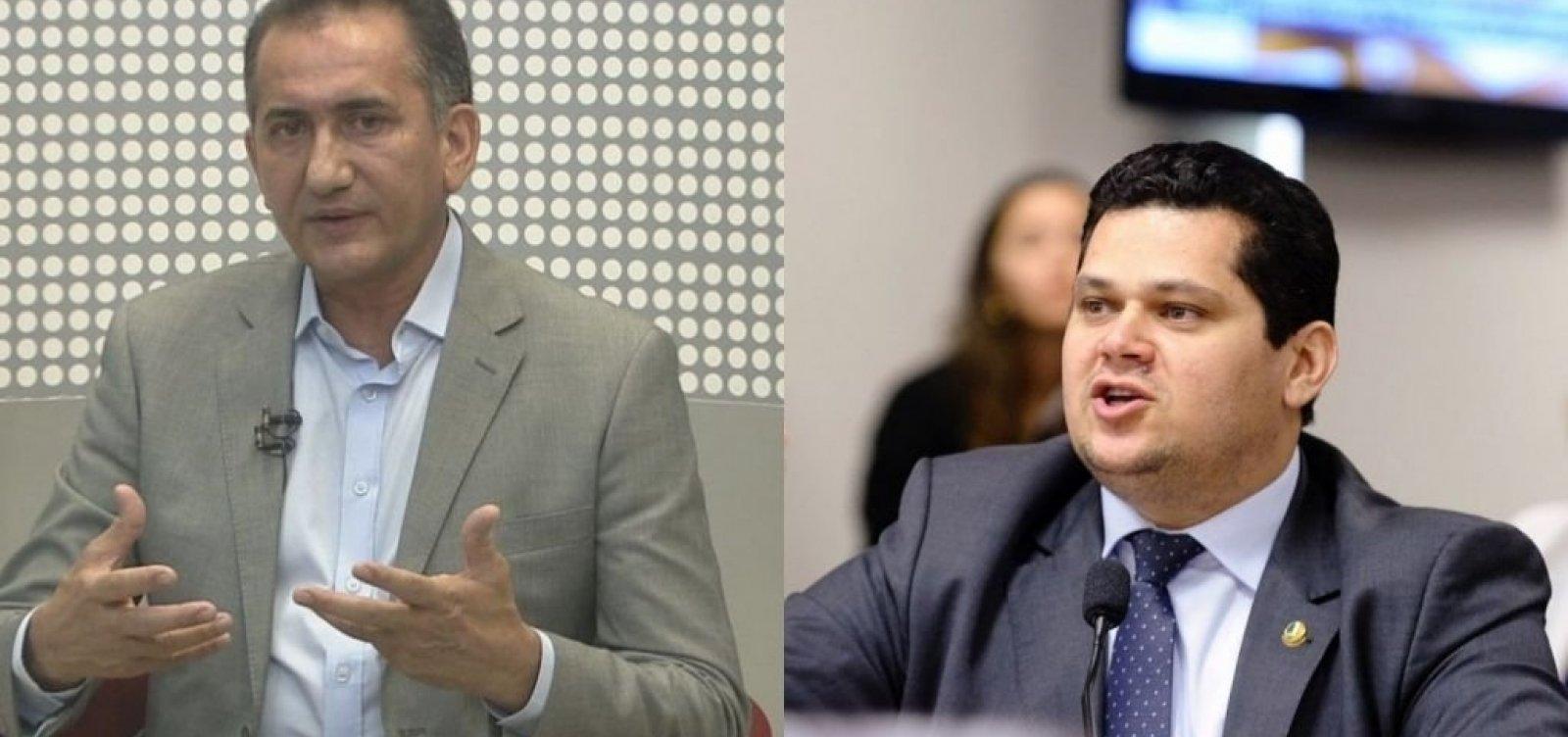 AP: Waldez e Davi vão para o segundo turno pelo governo
