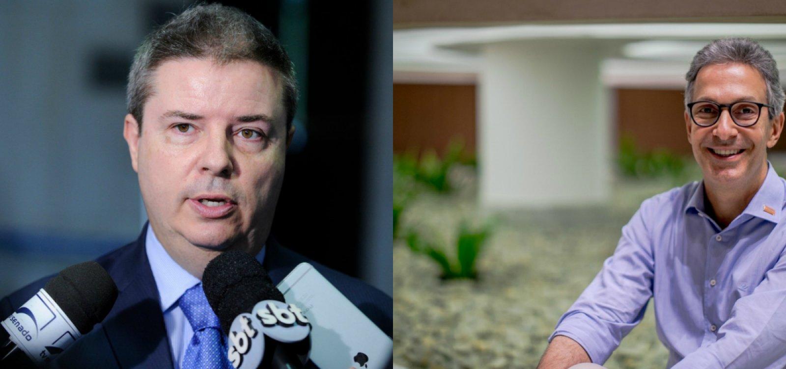 MG: Romeu Zema e Antonio Anastasia vão para o segundo turno pelo governo