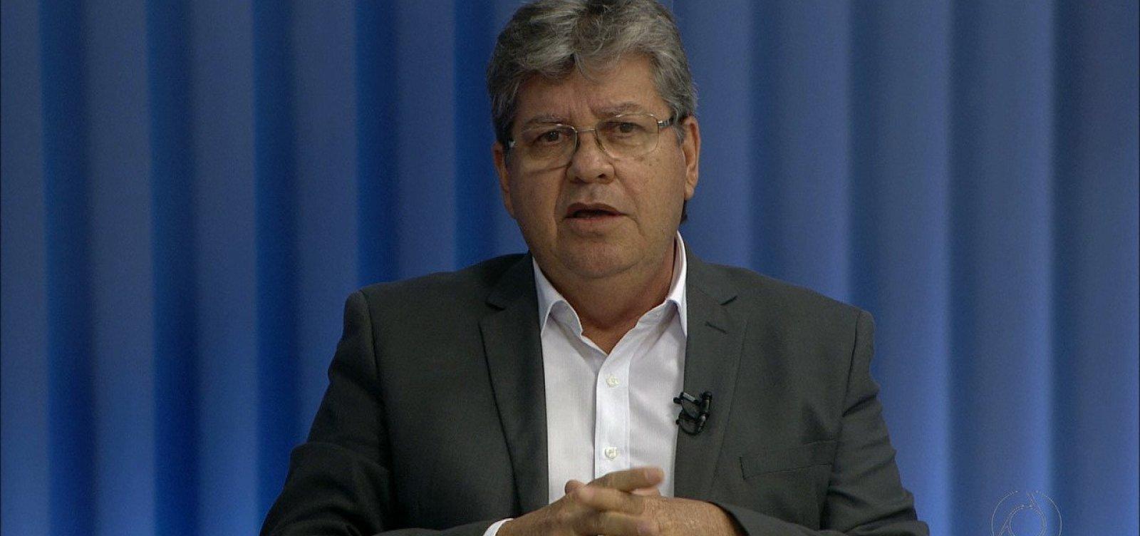 João Azevêdo é eleito para o governo da Paraíba