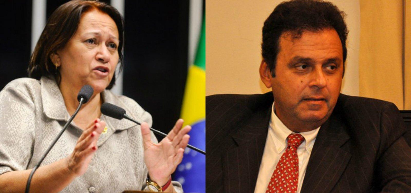 RN: Fatima Bezerra e Carlos Eduardo vão para o segundo turno pelo governo