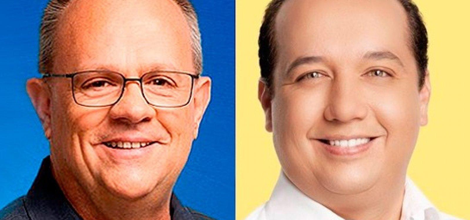 SE: Belivaldo e Valadares Filho vão para o segundo turno pelo governo