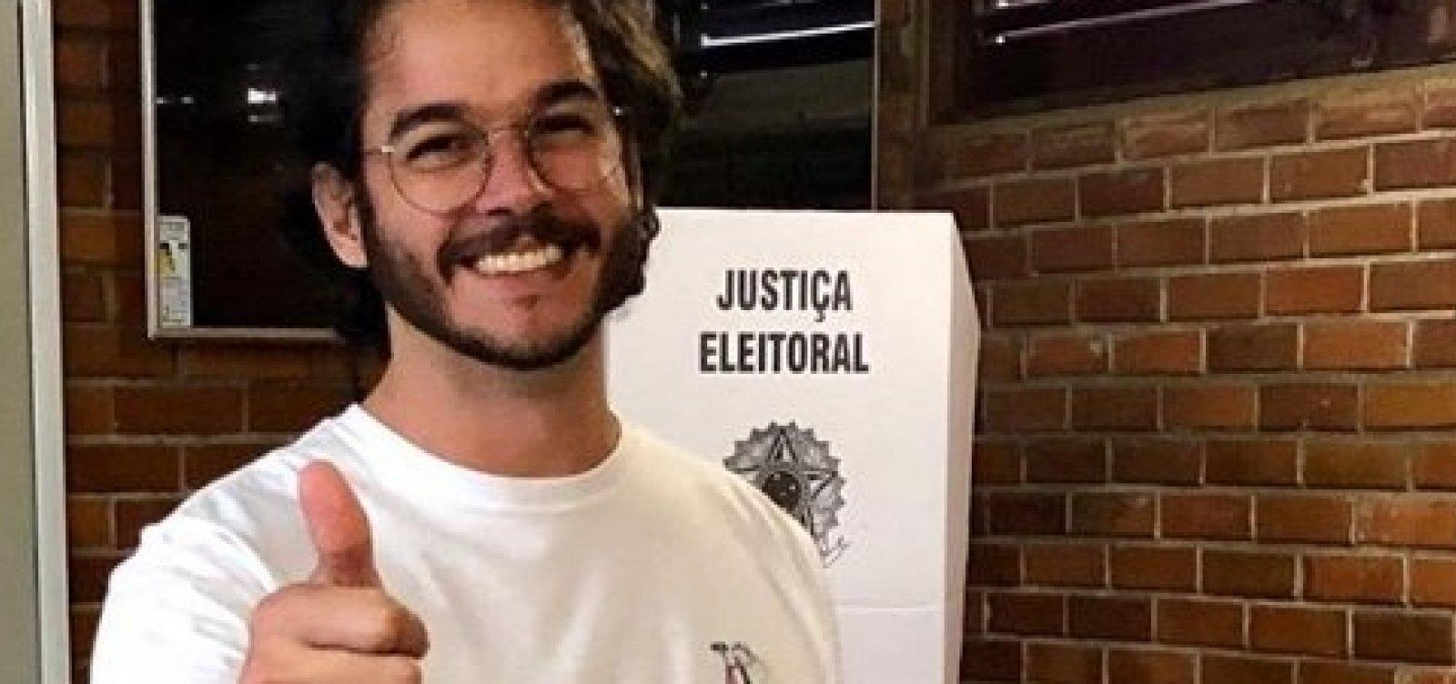 Túlio Gadêlha, namorado de Fátima Bernardes, é eleito deputado federal em Pernambuco