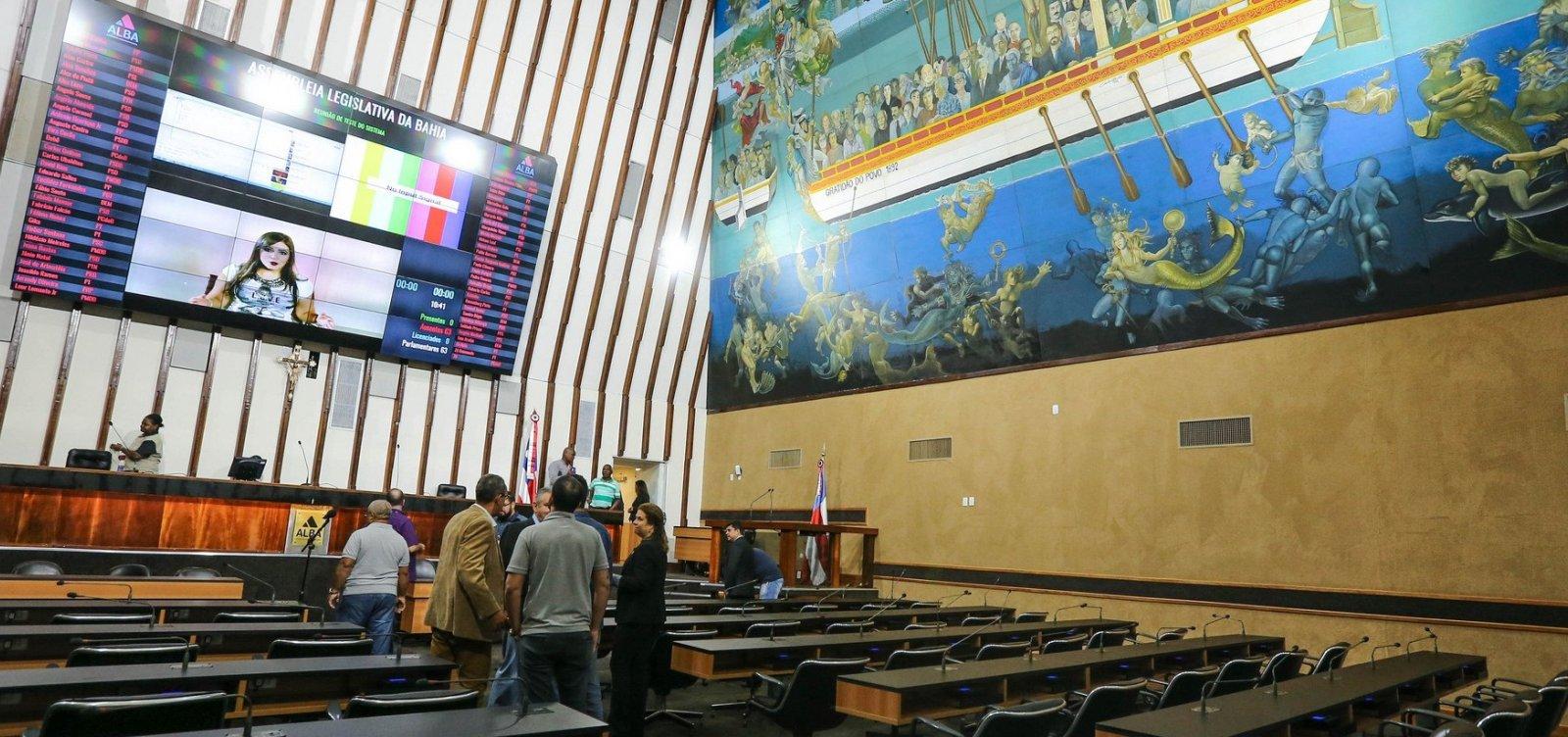Governo mantém 42 deputados na AL-BA; oposição cai para 19