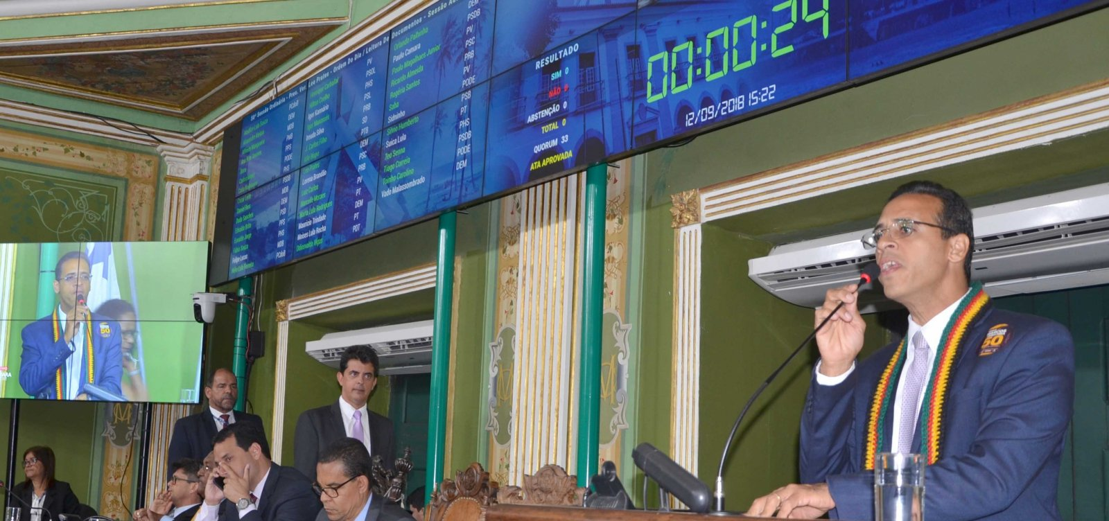 Quatro vereadores de Salvador são eleitos e suplentes vão assumir