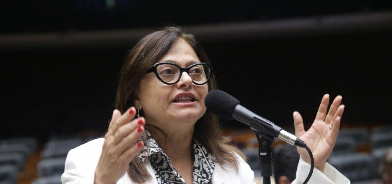 Alice Portugal avalia que PCdoB teve 'desempenho excelente' nas eleições