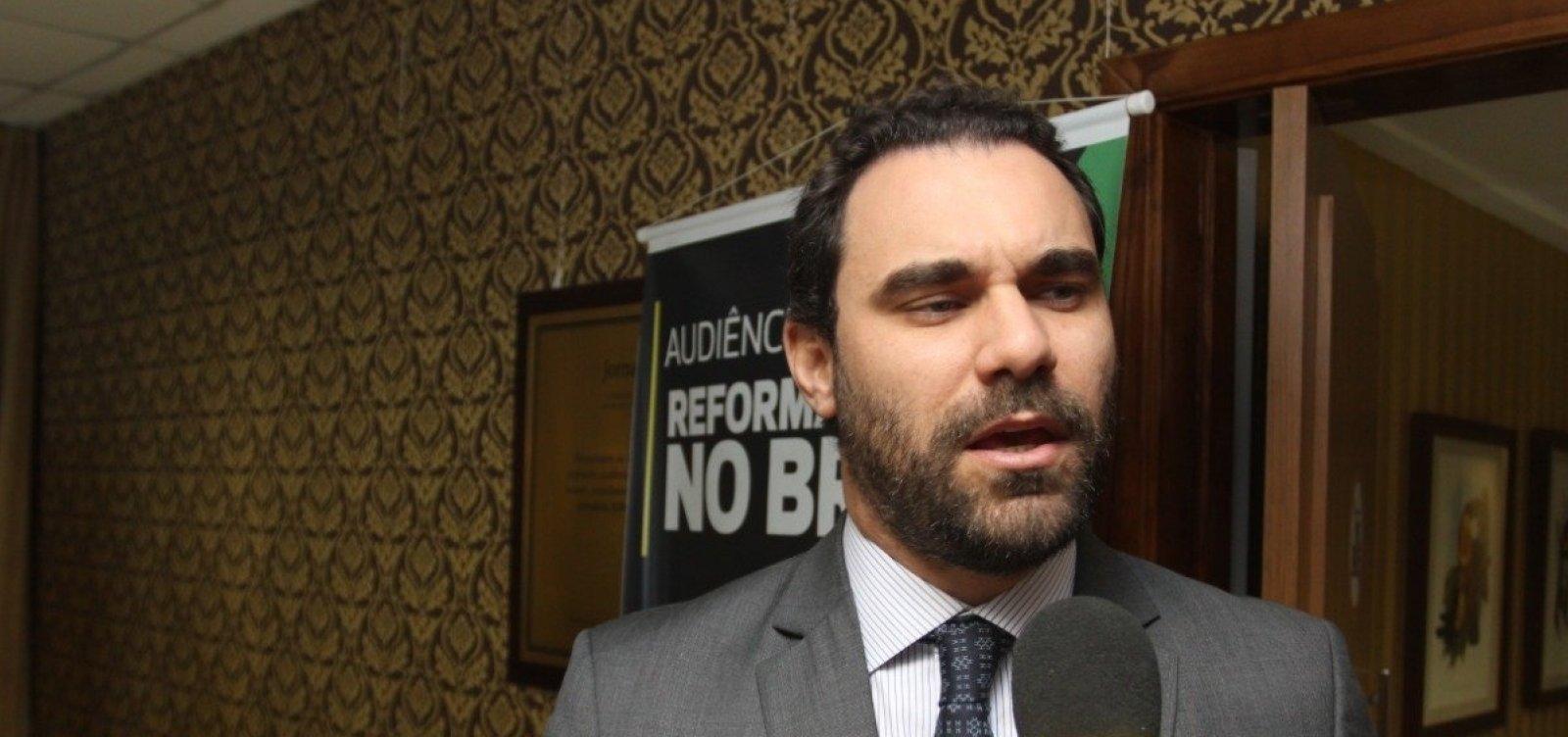 Adolfo Viana é cotado para assumir presidência do PSDB na Bahia